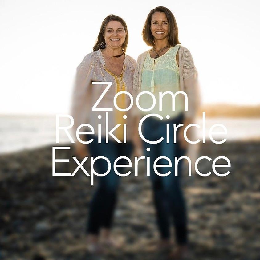 Zoom Reiki Circle Experience 5/21