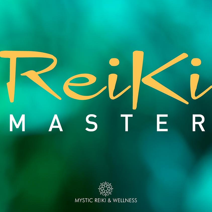 In person-Reiki Master Class
