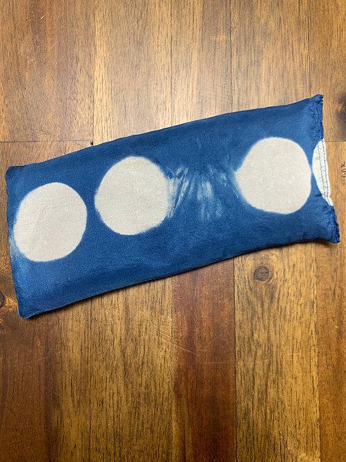 Organic Indigo Eye Pillow