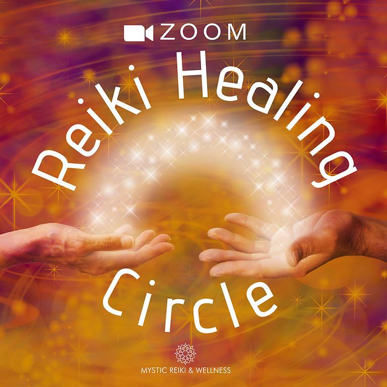 Zoom Reiki Circle October