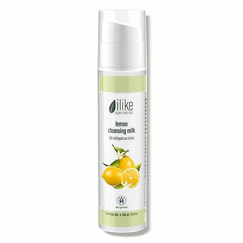 Ilike organic lemon cream cleanser