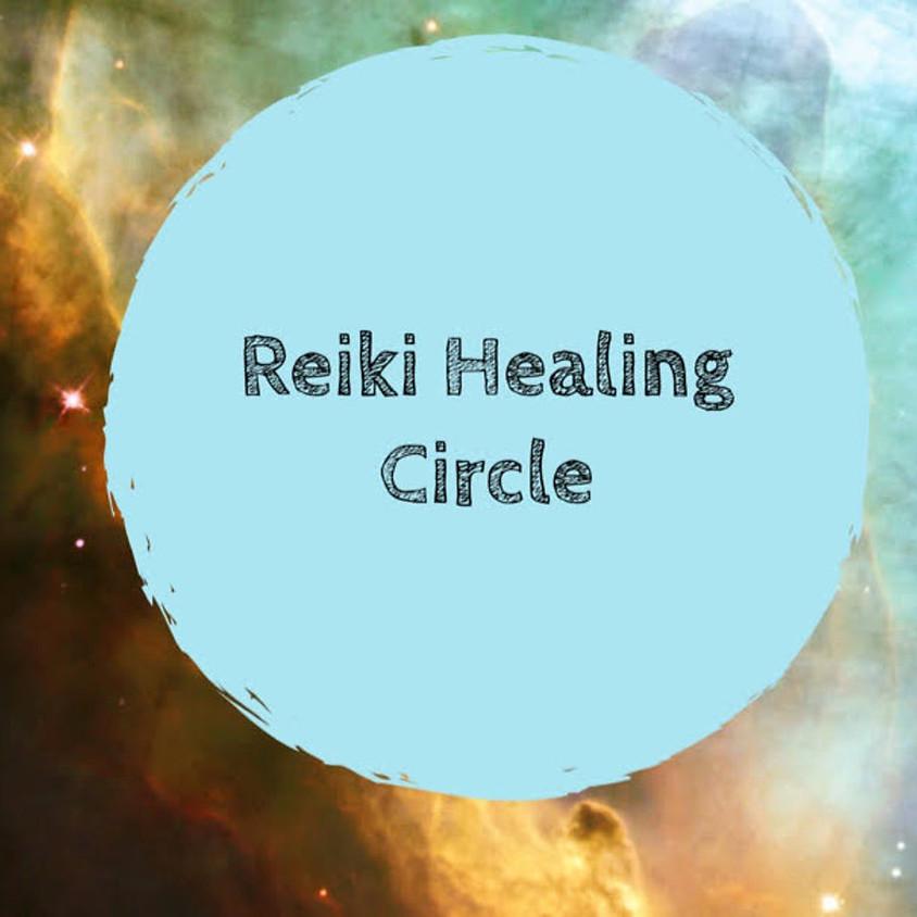 Zoom Reiki Healing Circle October
