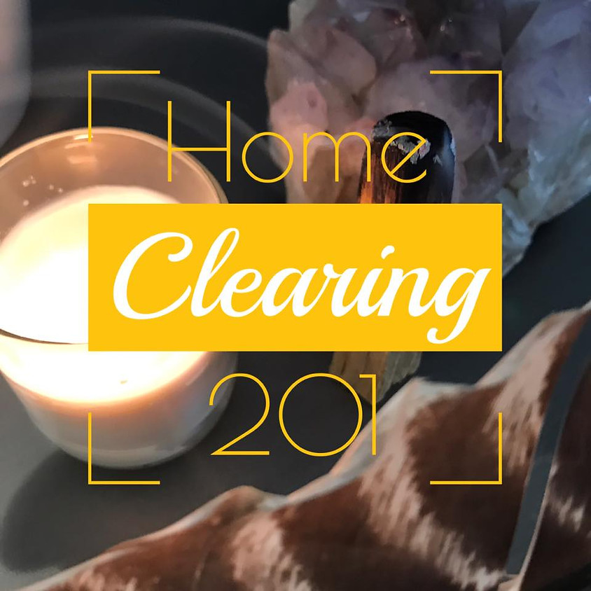 ZOOM Home Clearing 201 ~with non smoke modalities