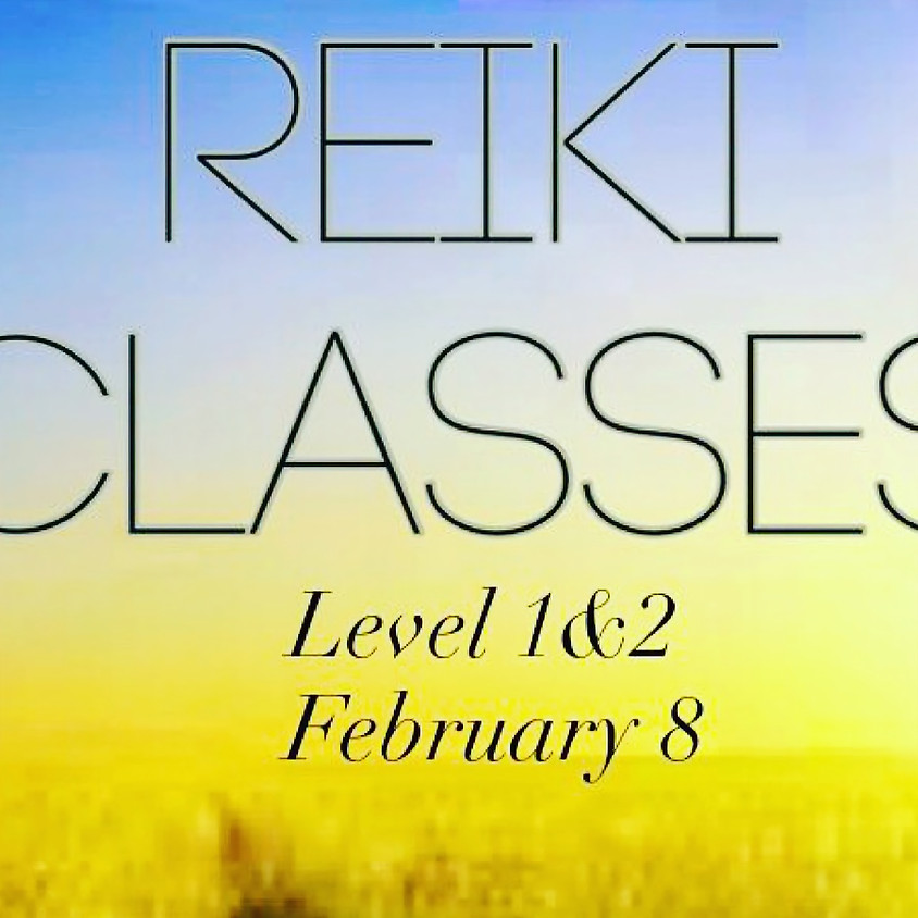 Reiki 1&2 @ mystic reiki studio