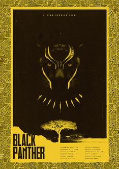 Black Panther by Matt Needle