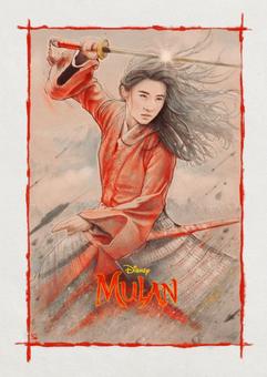 Mulan by Colin Murdoch