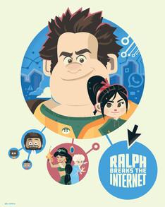 Ralph Breaks the Internet by Kevin Tiernan