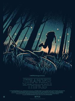 Stranger Things by Thomas Walker