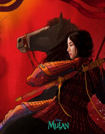 Mulan by Yu-Ming Huang