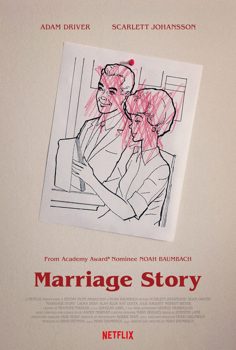 Marriage Story by Scott Saslow
