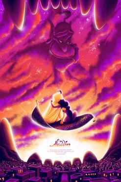 Aladdin by Tom Miatke