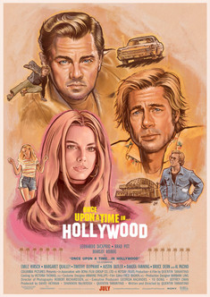 Once Upon A Time In Hollywood by Colin Murdoch