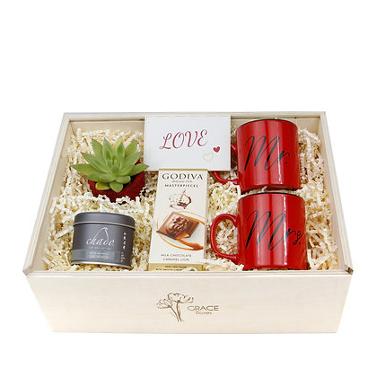 Happily Ever After Grace Box