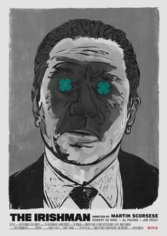 The Irishman by Jakub Jarzębowski