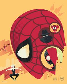 Spider-Man: Into the Spider-Verse by Kevin Tiernan