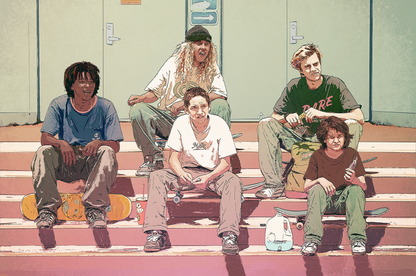 Mid90's by Tom Ralston