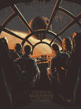 Star Wars: A New Hope by Juan Esteban R.
