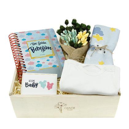 Mother & Baby Grace Box ( BOY )