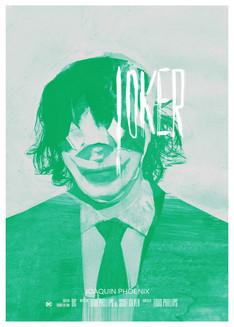 Joker by Jakub Jarzębowski