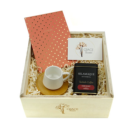 Coffee Break Grace Box