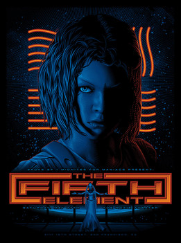 The Fiftt Element by Tracie Ching