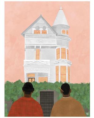 Last Black Man in San Francisco by Andrew Valdez