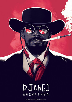 Django Unchained by Flore Maquin