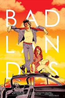 Badlands by Tomer Hanuka