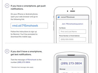 Have you signed up for Remind yet?