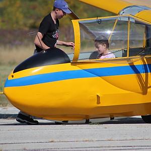 Fall Gliding