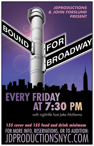 Sarah is Bound for Broadway