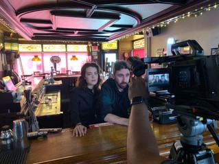 """Sarah Shoots """"Life in Waiting"""" Pilot!"""