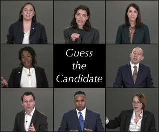 """Sarah Gets Presidential in """"Guess the Candidate"""""""