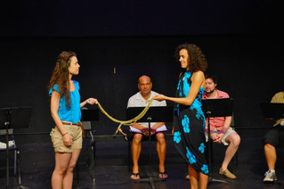 "Pictures from ""Kilo Hoku"" Reading"