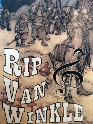 Rip Van Winkle: A New Musical