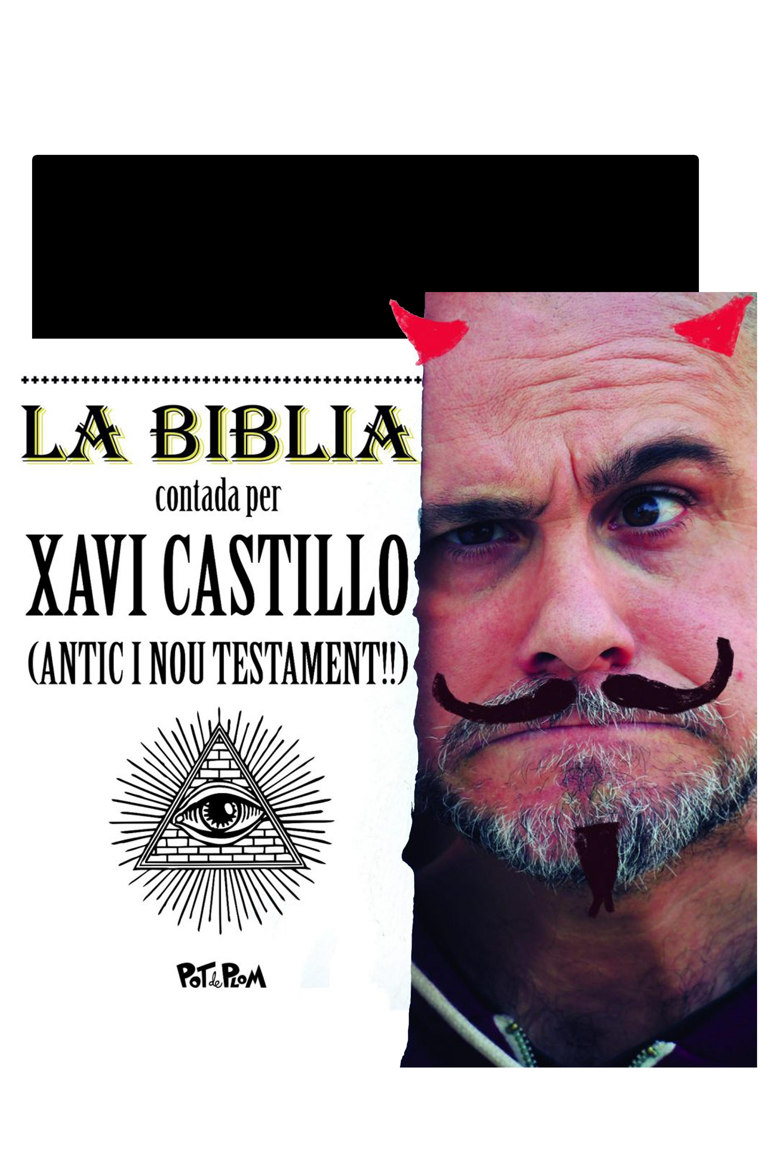 Xavi Castillo 2 Biblia