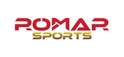 Romar Sports White Logo