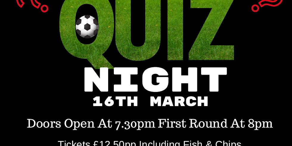 HYCC FC Quiz Night