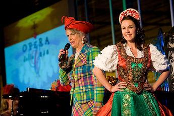 Kindervoorstekking De Diva uit Boedapest
