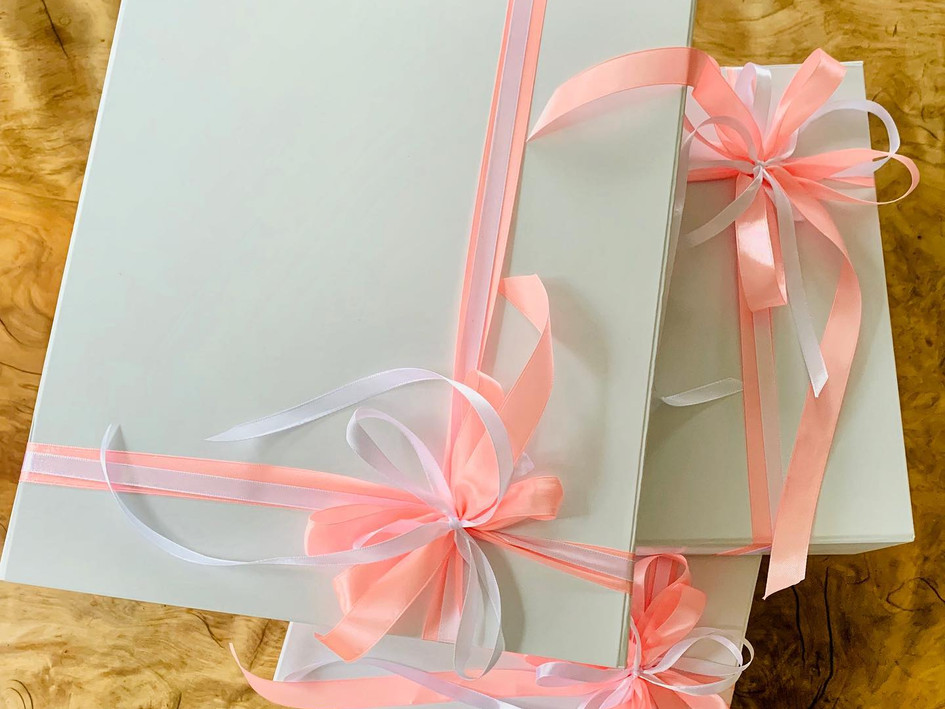 Bridal Party packaging