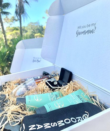 Groomsman Proposal Box