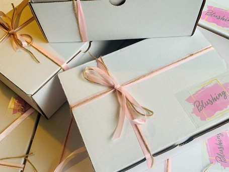 Event Promotion packaging (Different to Standard packaging)
