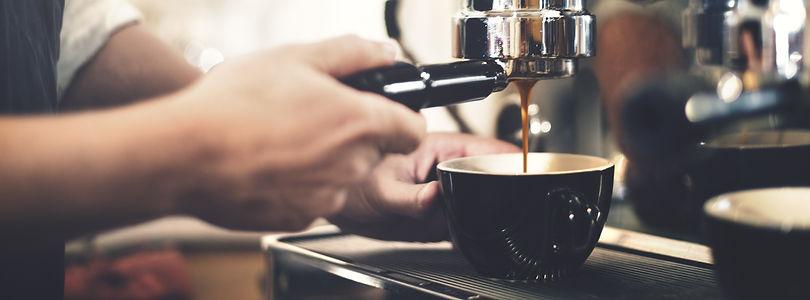 Barista, Espresso, Cortado
