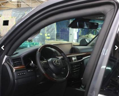 2020 Bulletproof Lexus LX 570 - Armormax