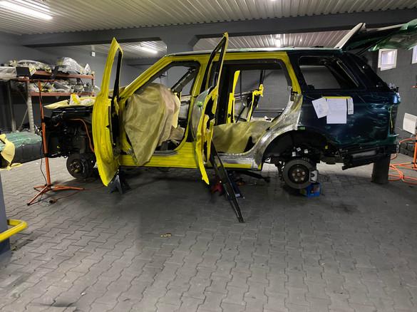 Бронирование авто Armormax
