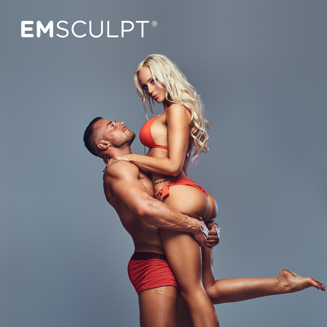 EmSculpt at Forever Wellness