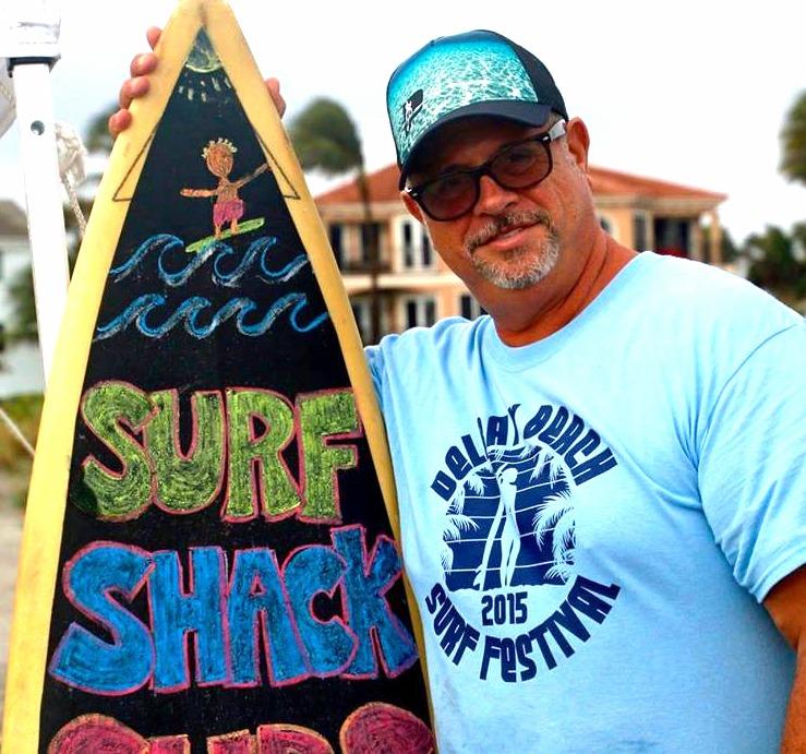 Surf Shack Mike