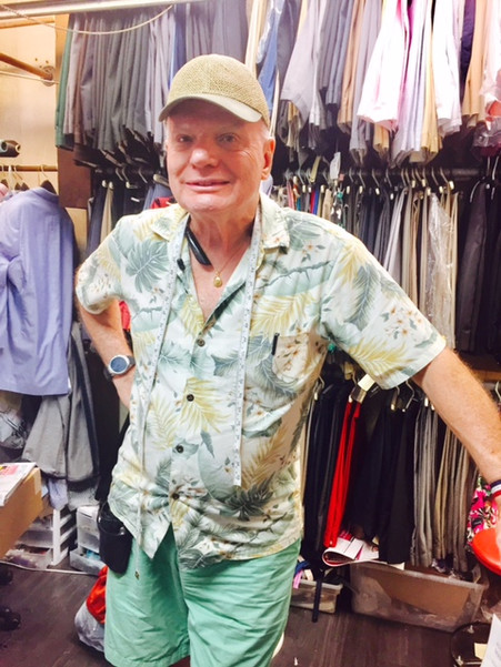 """Bruce Gimmy, """"The Trouser Shop"""", is Retiring After 32 Years on the Ave."""