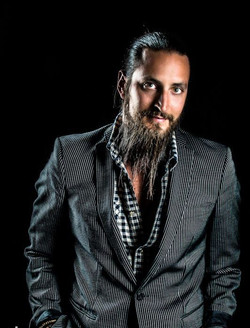 DJ. Adam Vegan