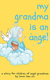 Grandma is an angel cover.jpg